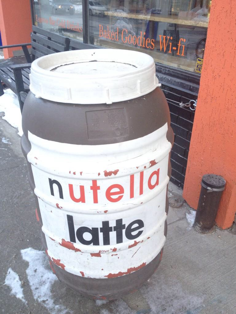 big nutella latte.JPG