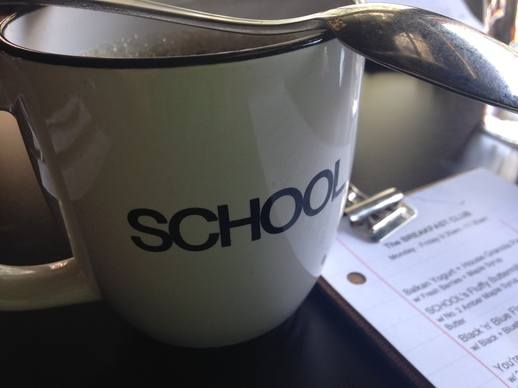 School-coffee