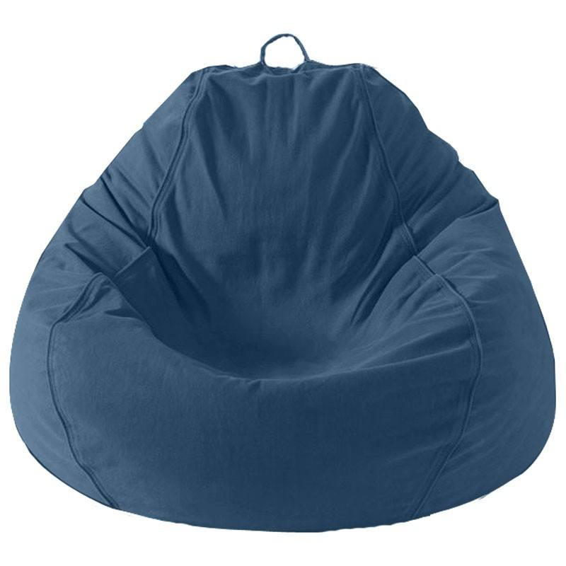 Blue Bean Bag Chair