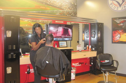 Sport Clips MVP Experience