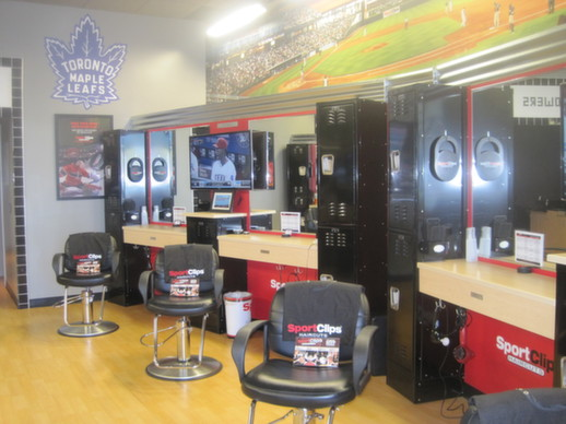 Sport Clips Haircuts for Men & Boys